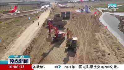 江西省2021年新开工项目开工率已超60%