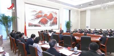 刘奇在省文明委全体会议上强调 唱响爱党爱国爱社会主义时代主旋律  推动新时代精神文明建设高质量发展 易炼红出席
