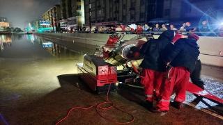 中國安能44名救援隊員趕赴鄭州 連夜鏖戰全力排澇