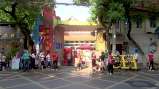 南昌交警進校園 倡導師生共同參與文明交通治理