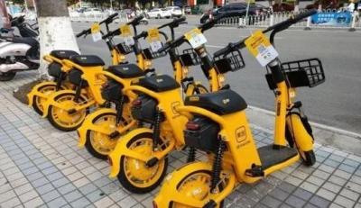 南昌开出首张共享电动车电警抓拍违法处罚单