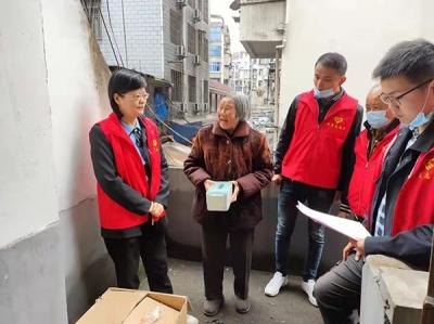 号角吹响!萍乡八一街全力以赴向建设更高质量全国文明城市进发