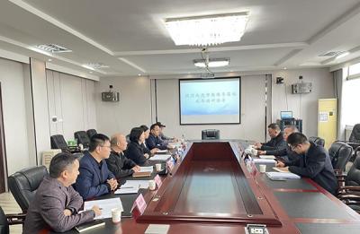 萍乡市生态环境局党组书记、局长提名人选肖根铭到安源生态环境局开展调研
