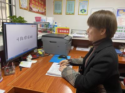 """【暖新闻•江西2021】叶珊:""""社区大小事 都是心上事"""""""