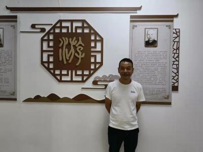 游小华:文化兴村谋发展 奋发有为敢担当