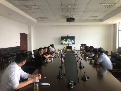 永修县民政局组织收听收看2019年全国养老院服务质量建设专项行动动员部署视频会
