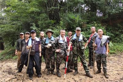 永修县森林资源二类调查稳步推进