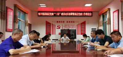 """恒丰企业集团:扎实推进""""三化""""建设,聚力提升基层党建水平"""