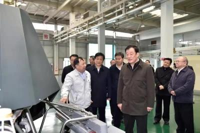 刘奇书记新年第一次调研去了景德镇,要求这样开好局起好步