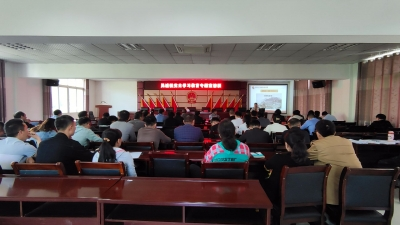 吴城镇举办党史学习教育专题宣讲班