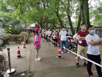 【新时代文明实践】江上乡开展志愿服务助力新冠疫苗接种