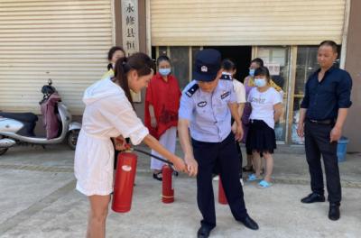恒丰企业集团:消防培训走进企业,筑牢安全生产防线