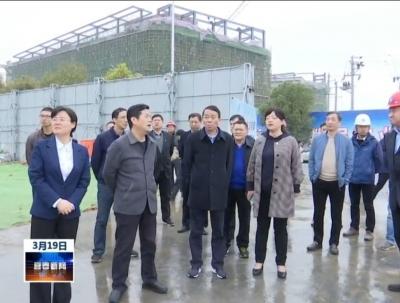 颜赣辉:加快重大项目建设做大做强中心城区 努力提升区域中心城市辐射力带动力