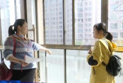 紫金名門:買房遇到諸多問題 業主有苦難訴說
