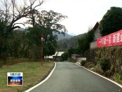 宜春:依托山水自然格局   持續改善農村人居環境