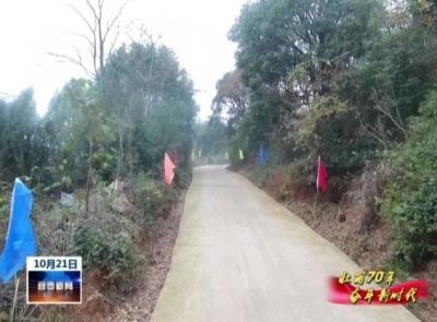 豐城:路網連民心 路通百業興