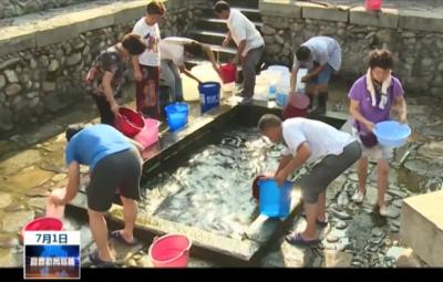張鑒武帶隊集中視察《宜春市溫湯地熱水資源保護條例》實施情況