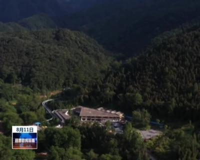 """""""綠色森林 主播來了""""江西名主播體驗森林旅游景區大型直播活動走進靖安"""