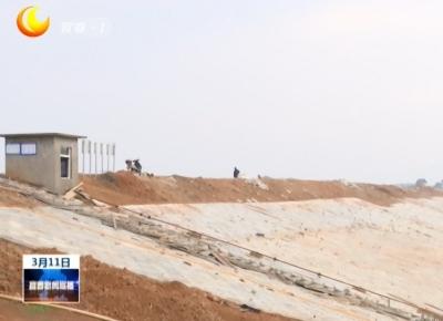 豐城:重點水利工程項目建設如火如荼