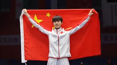 周俐君:冉冉新星 出征奧運