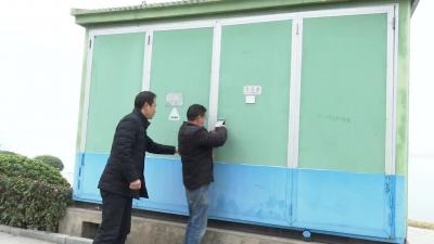 县城管局开展春节市政设施安全生产大检查
