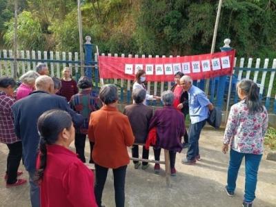 新干县城上乡卫生院全国高血压日宣传