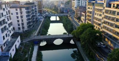 """江西宁都:一座800岁""""红桥""""背后的故事"""