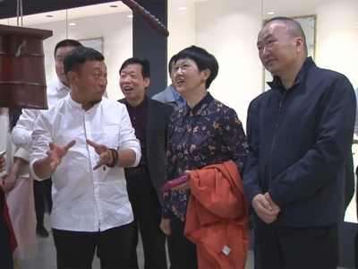市人大常委会副主任李江萍率调研组来湘东区开展助推乡村振兴视察活动