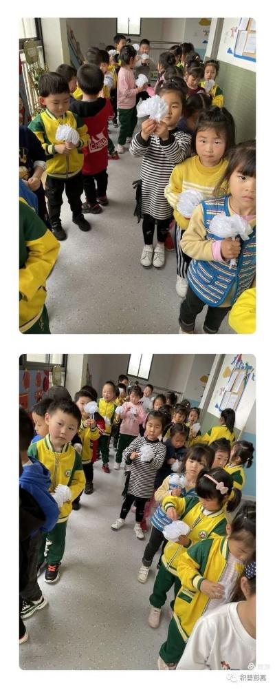 缅怀先烈 致敬英雄——彭高镇中心幼儿园开展清明节主题活动
