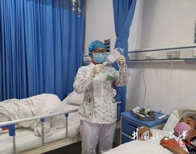 时代楷模杜富国倡议广大青年尊崇白衣天使,致敬医护人员