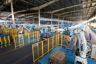 江西南昌临空经济区:家电产业迈向新高地