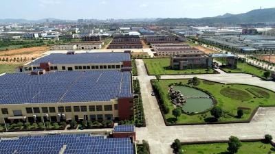 县域新闻|江西东乡:现代产业园托起强区梦