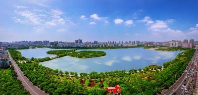 江西南昌县:志愿服务点亮城市文明之光