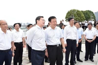 省党政代表团赴鄂湘学习考察,行程满满的3天有什么收获?