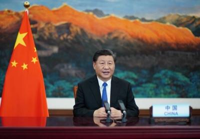 习近平:成千上万中国女性用担当和奉献换来山河无恙