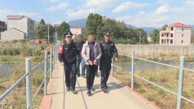 井冈山:多警联动合成作战,破获系列乡村盗狗案
