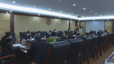 市委四届十二次全体(扩大)会议暨全山经济工作会进行分组讨论