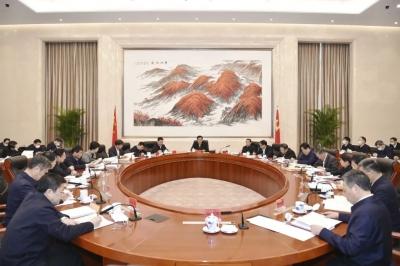 省委深改委召开会议,对今年改革工作作出全面部署