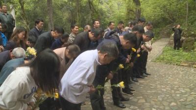 网络中国节·清明 | 王保证烈士墓修缮完成