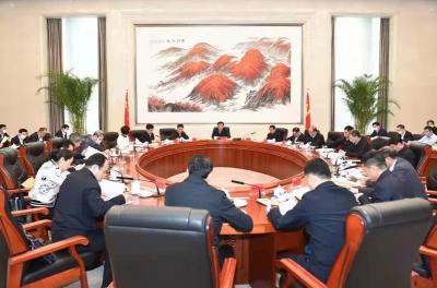 刘奇书记主持召开省生态文明建设领导小组会议