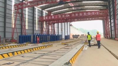 江西重点建设项目——宜遂高速项目建设有序推进