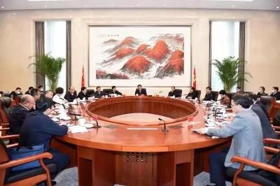 高标准高质量做好市县乡领导班子换届工作,刘奇书记提出了这些要求