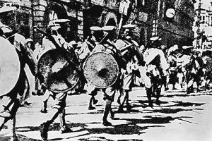 【档案馆里看党史】德安党组织支援北伐战争