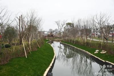 【融入上饶主城区,建设美丽新铅山】这还是我们的惠济河?变化太大了吧!