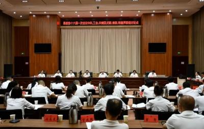 聚焦两会   危岩、未小刚、徐彦峰参加政协联组讨论