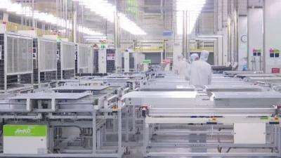 【五年看变化 喜迎党代会】上饶:工业发展稳中向好 奋力向工业强市迈进