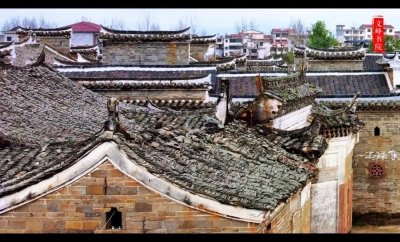 江西广昌:近六百年历史的雯峰书院修葺一新对外开放