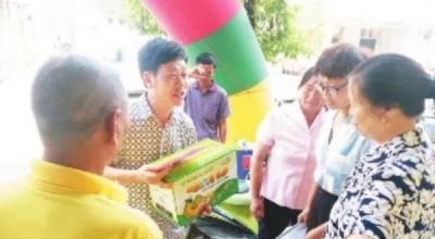 吉水刘开波:懂农业爱农民的乡村振兴服务者