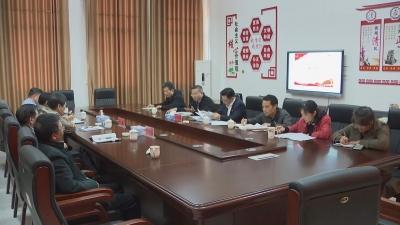 王毅率队到吉水县开展专题调研