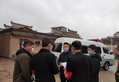 枫江镇:干群一心、众志成城、抗击疫情!